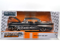 1957 CHEVY BEL AIR (BLACK)